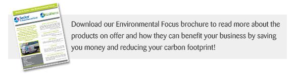 Green technology brochure